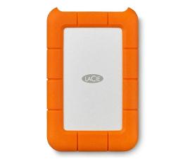 Dysk zewnętrzny HDD LaCie Rugged Mini 2TB USB 3.2 Gen. 1 Pomarańczowo-Szary