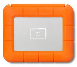 Dysk zewnętrzny SSD LaCie Rugged Boss SSD 1TB USB 3.2 gen 1 Pomarańczowy
