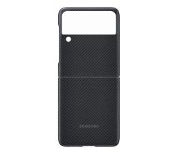 Etui / obudowa na smartfona Samsung Aramid Cover do Galaxy Flip3 czarny