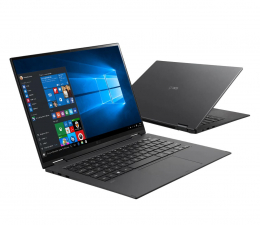Laptop 2 w 1 LG GRAM 14T90P-G i5-1135G7/16GB/512/Win10 czarny