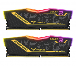 Pamięć RAM DDR4 Team Group 16GB (2x8GB) 3200MHz CL16 Delta RGB