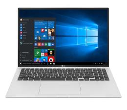 """Notebook / Laptop 16"""" LG GRAM 2021 16Z90P i5 11gen/16GB/512/Win10 srebrny"""
