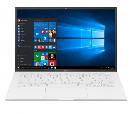 """Notebook / Laptop 14,0"""" LG GRAM 2021 14Z90P i5 11gen/16GB/512/Win10 biały"""