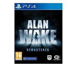 Gra na PlayStation 4 PlayStation Alan Wake Remastered