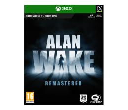 Gra na Xbox One Xbox Alan Wake Remastered