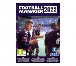 Gra na PC PC Football Manager 2022