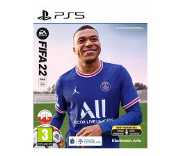 Gra na PlayStation 5 PlayStation FIFA 22