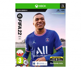 Gra na Xbox Series X   S Xbox FIFA 22