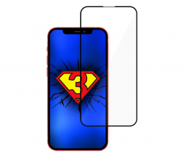 Folia / szkło na smartfon 3mk HardGlass MAX do iPhone 13 Pro Max