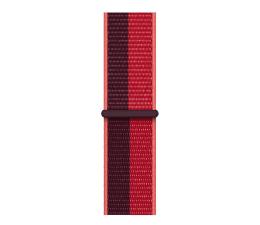 Pasek / bransoletka Apple Opaska Sportowa Nike do Apple Watch (PRODUCT)RED