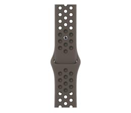 Pasek / bransoletka Apple Pasek Sportowy Nike do Apple Watch oliwkowy