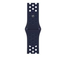 Pasek / bransoletka Apple Pasek Sportowy Nike do Apple Watch navy