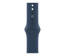 Pasek / bransoletka Apple Pasek Sportowy do Apple Watch błękitna toń