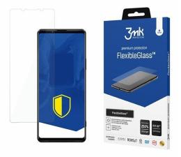 Folia / szkło na smartfon 3mk Flexible Glass do Sony Xperia 1 III
