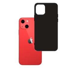 Etui / obudowa na smartfona 3mk Matt Case do iPhone 13 Mini czarny