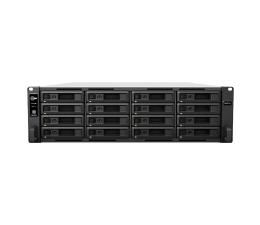 Dysk sieciowy NAS / macierz Synology RS4021xs+ RACK (16xHDD, 8x2.1-2.7GHz, 16GB, 6xLAN)