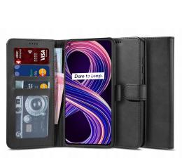 Etui / obudowa na smartfona Tech-Protect Wallet do realme Narzo 30 5G czarny