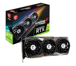 Karta graficzna NVIDIA MSI GeForce RTX 3060 GAMING Z TRIO LHR 12GB GDDR6