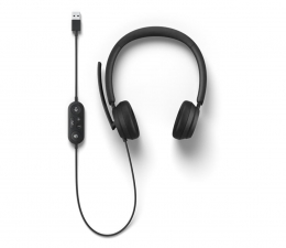 Słuchawki biurowe, callcenter Microsoft Modern USB Headset (Microsoft Teams)