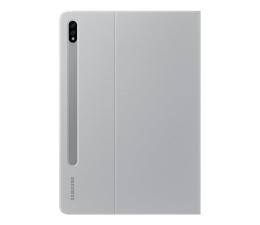 Etui na tablet Samsung Book Cover do Galaxy Tab S7 jasno szary