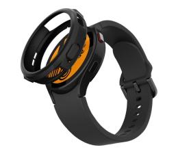 Etui / obudowa na smartwatcha Spigen Liquid Air do Galaxy Watch 4 czarny
