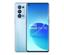 Smartfon / Telefon OPPO Reno6 5G PRO 12/256GB błękitny 90Hz