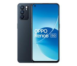 Smartfon / Telefon OPPO Reno6 5G 8/128GB czarny 90Hz