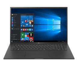 """Notebook / Laptop 17"""" LG GRAM 2021 17Z90P i5 11gen/16GB/512/Win10 czarny"""