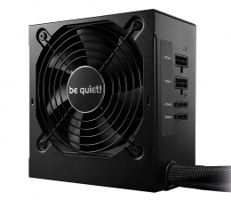 Zasilacz do komputera be quiet! System Power 9 500W CM 80 Plus Bronze