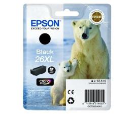 Tusz do drukarki Epson T2621 XL black 12,2ml (C13T26214012)