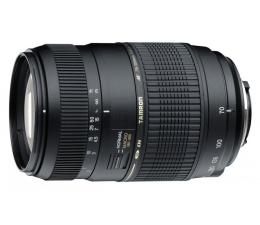 Obiektyw zmiennoogniskowy Tamron 70-300mm F4-5,6 Di LD MACRO Canon