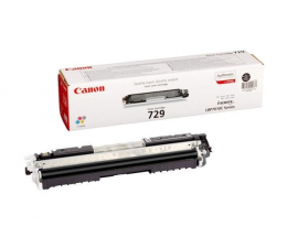 Toner do drukarki Canon CRG-729BK black 1200str.