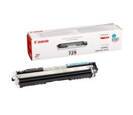 Toner do drukarki Canon CRG-729C cyan 1000str.