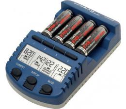 Ładowarka do akumulatorów Technoline BC-1000 (mikroprocesorowa)
