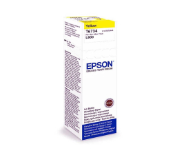 Tusz do drukarki Epson T6734 yellow 70ml