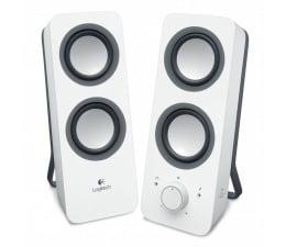 Głośniki komputerowe Logitech 2.0 Z200 białe