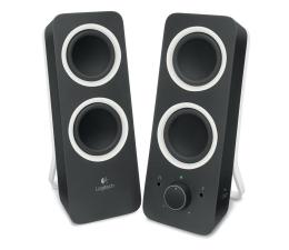 Głośniki komputerowe Logitech 2.0 Z200 czarne