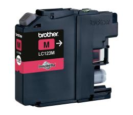 Tusz do drukarki Brother LC123M magenta 600str.