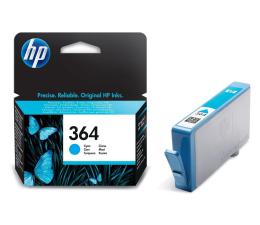 Tusz do drukarki HP 364 cyan 300str.