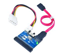 Kontroler Gembird SATA->IDE oraz IDE->SATA (dwukierunkowy)