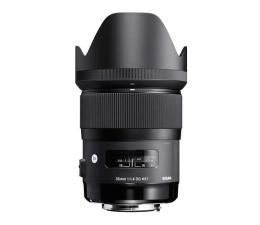 Obiektywy stałoogniskowy Sigma A 35mm f1.4 Art DG HSM Sony