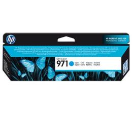 Tusz do drukarki HP 971 cyan 2500str.