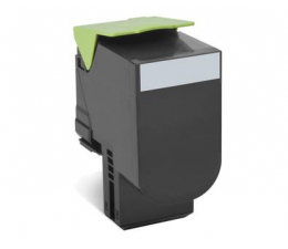 Toner do drukarki Lexmark 802SK black  2500 str.