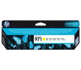 Tusz do drukarki HP 971 yellow 2500str.