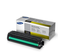 Toner do drukarki Samsung CLT-Y504S yellow 1800str.