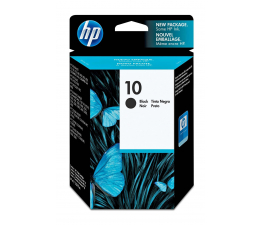 Tusz do drukarki HP 10 C4844A black 69ml