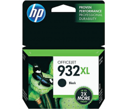 Tusz do drukarki HP 932XL black 22,5ml