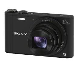 Aparat kompaktowy Sony DSC-WX350 czarny