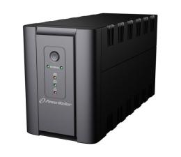 Zasilacz awaryjny (UPS) Power Walker VI 2200 (2200VA/1100W, 2xPL/IEC, USB, AVR)