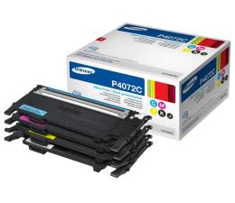 Toner do drukarki Samsung Zestaw CLT-P4072C 4 szt CMYK